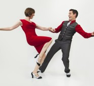 Two on Tap Swing Dance